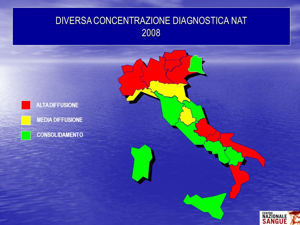 DIVERSA CONCENTRAZIONE DIAGNOSTICA NAT 2008