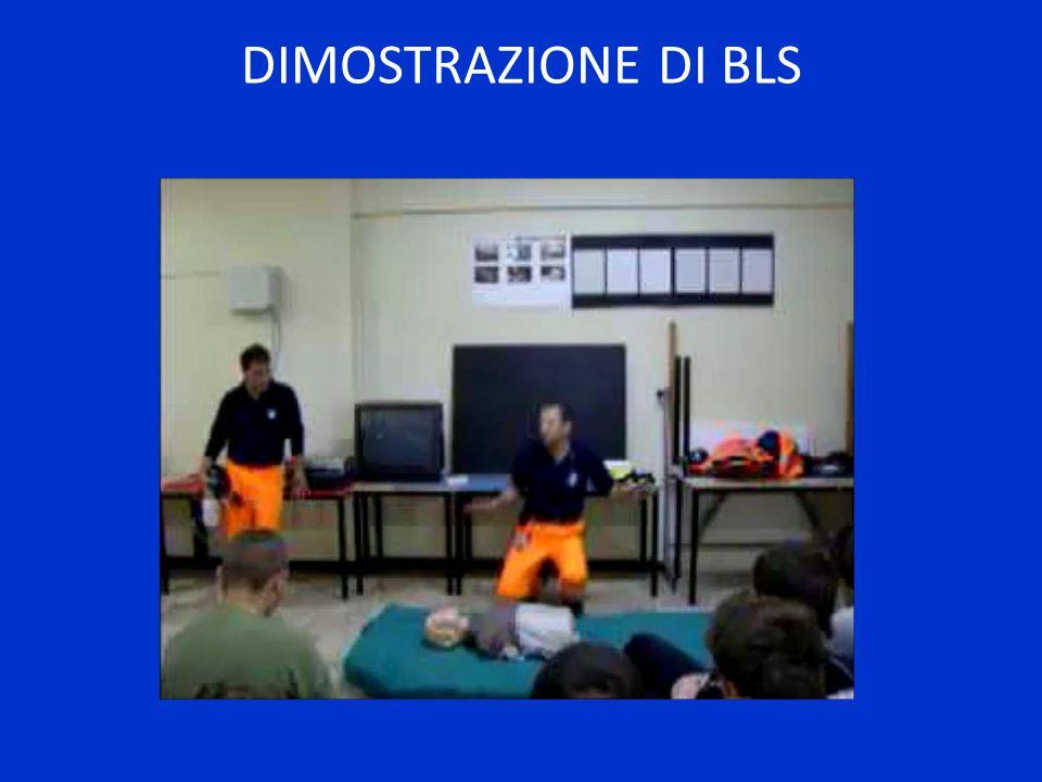 DIMOSTRAZIONE DI BLS