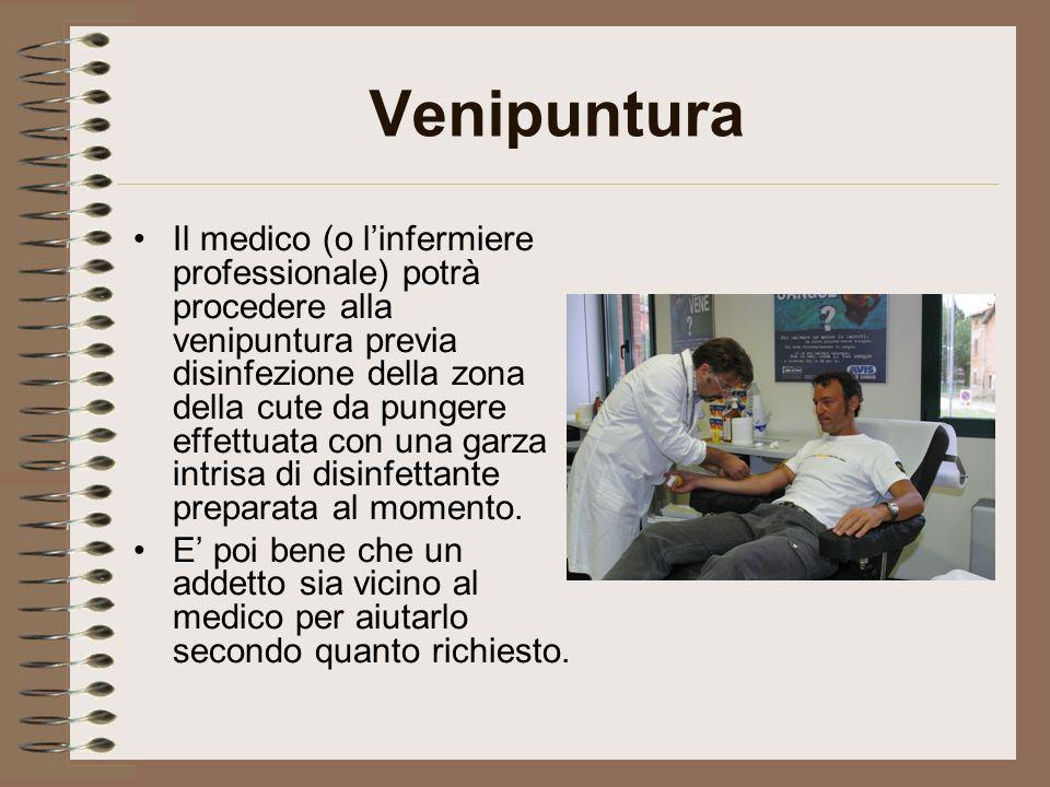 Venipuntura