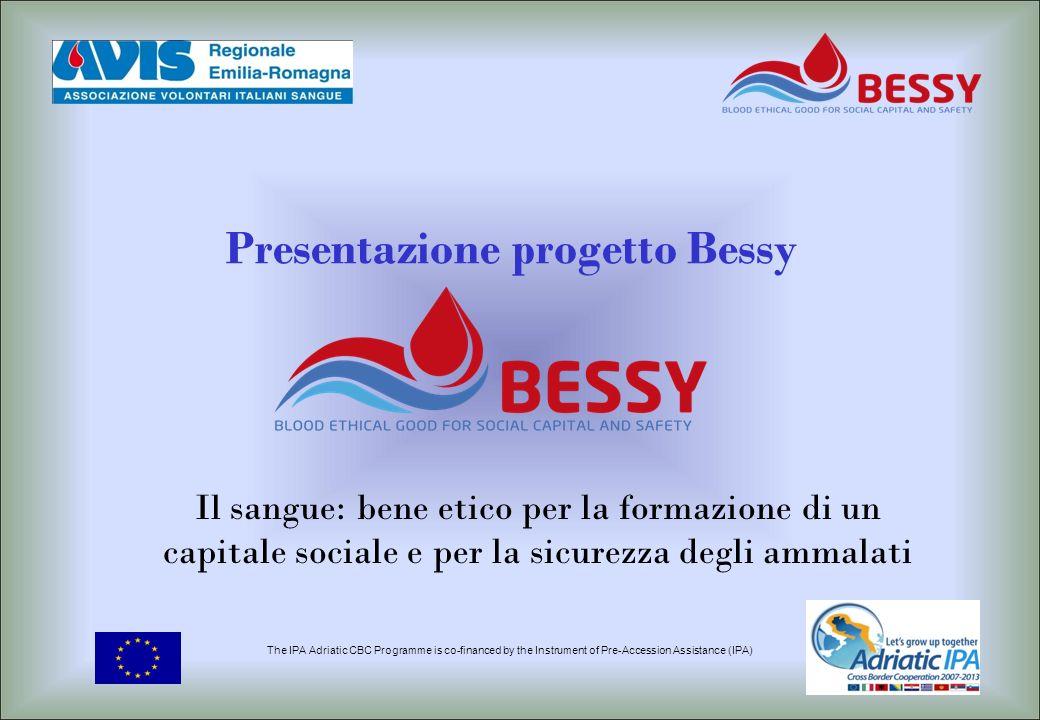 Presentazione progetto Bessy