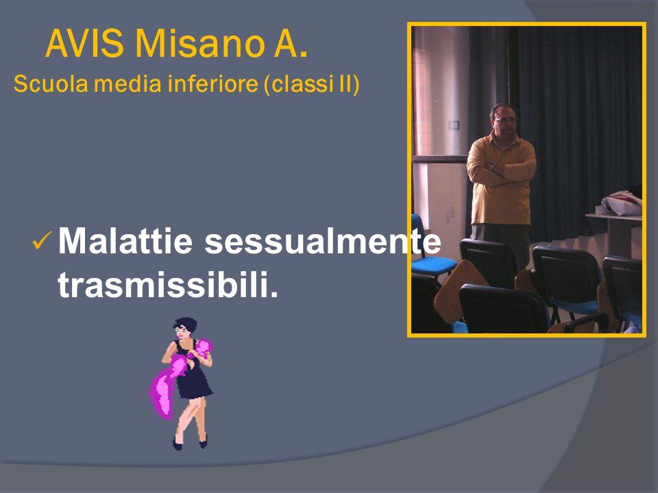 AVIS Misano A. Scuola media inferiore (classi II)