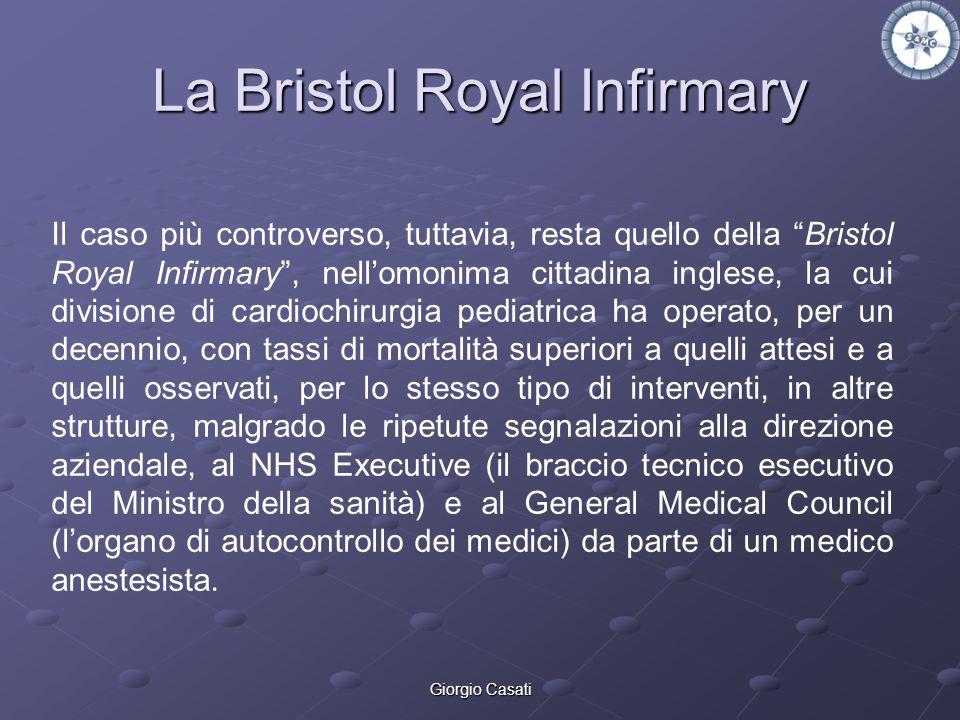 La Bristol Royal Infirmary