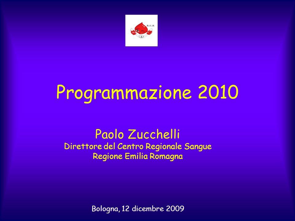 Programmazione 2010 Paolo Zucchelli