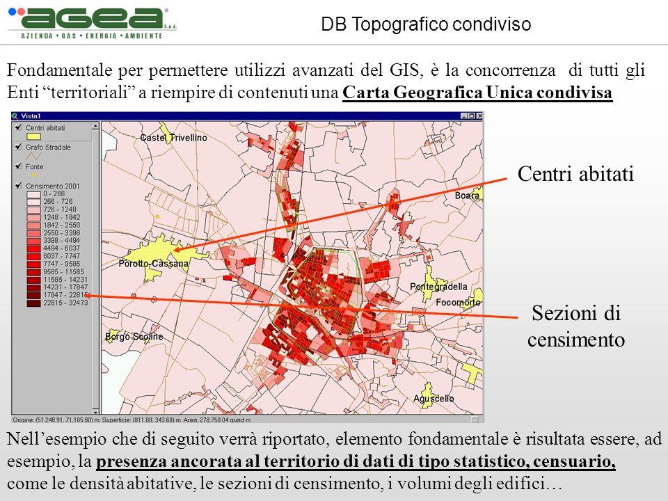 DB Topografico condiviso