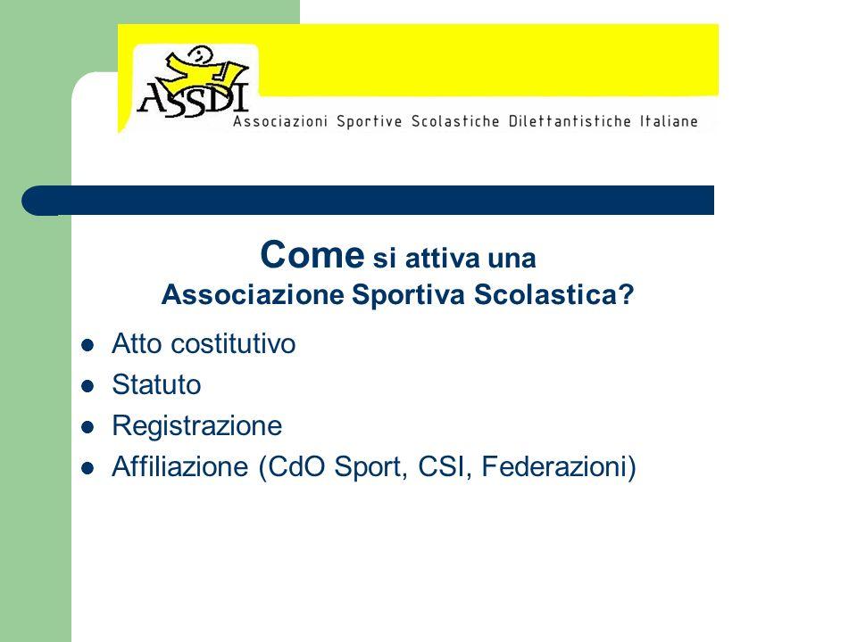Associazione Sportiva Scolastica