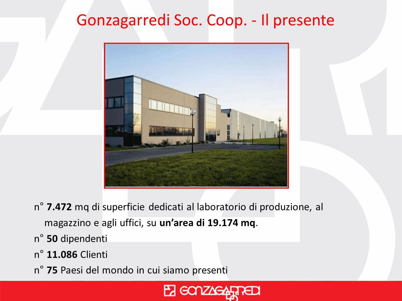Gonzagarredi Soc. Coop. - Il presente