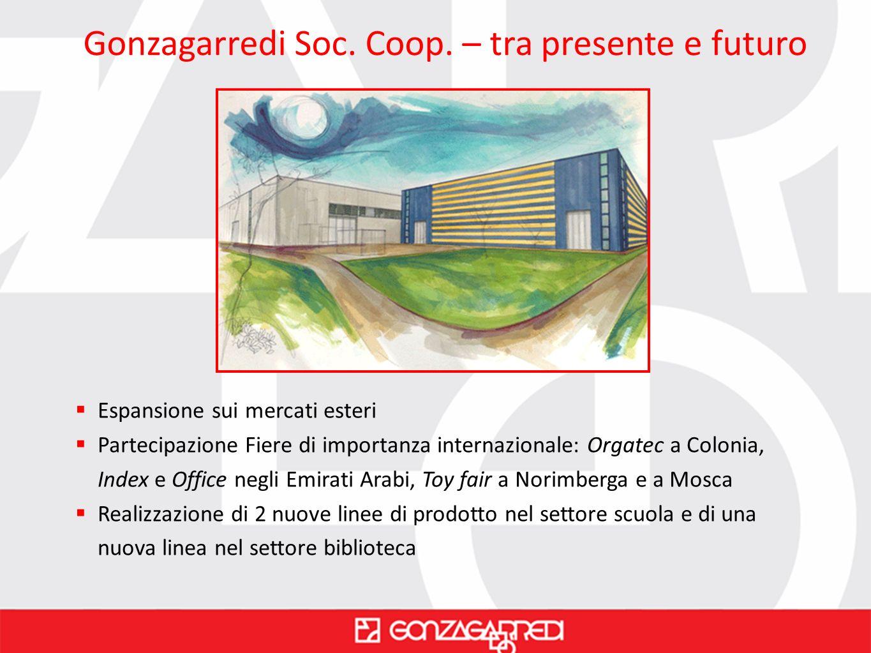 Gonzagarredi Soc. Coop. – tra presente e futuro