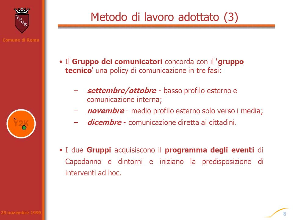 Metodo di lavoro adottato (3)
