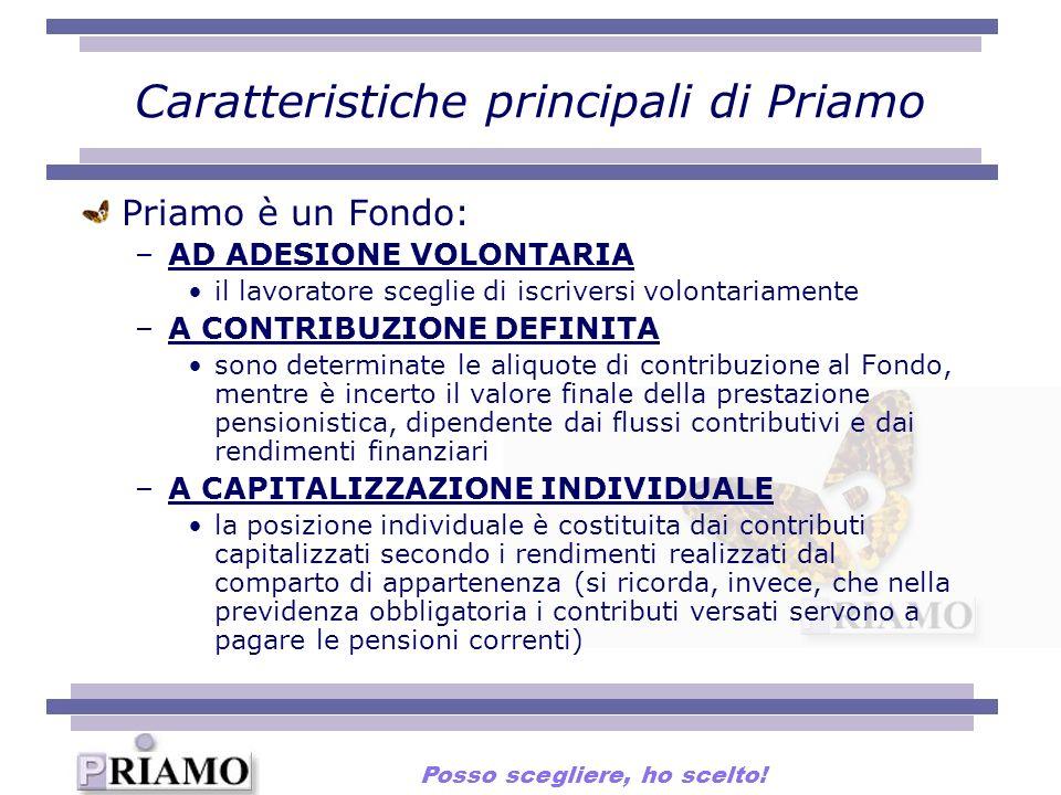 Caratteristiche principali di Priamo