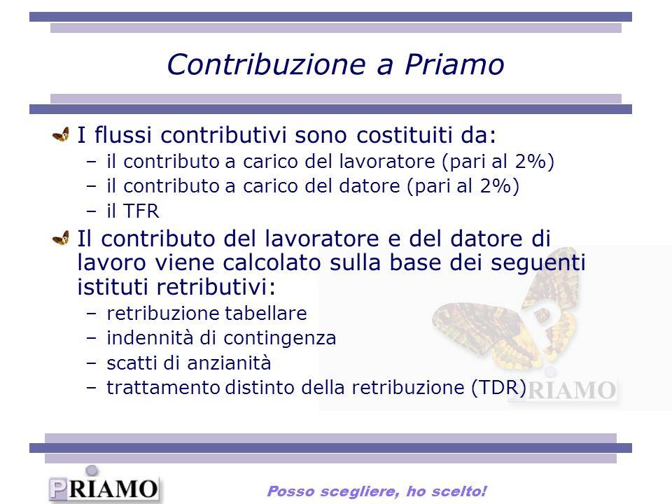 Contribuzione a Priamo