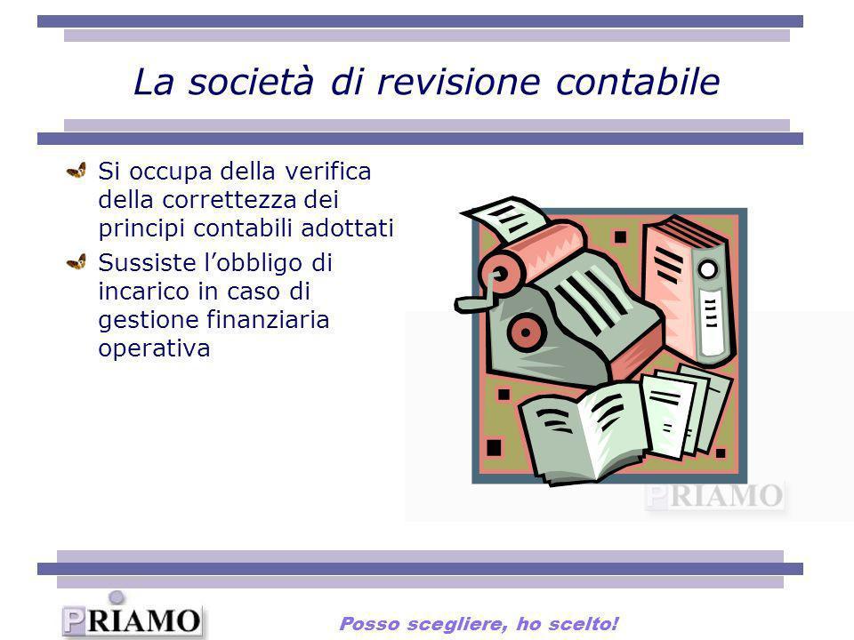 La società di revisione contabile