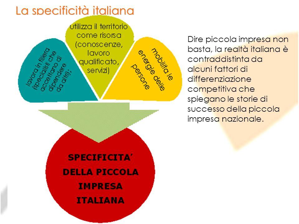La specificità italiana