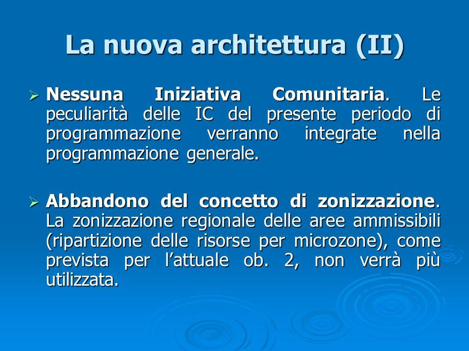 La nuova architettura (II)
