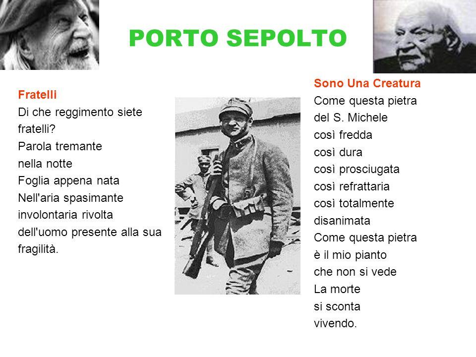 PORTO SEPOLTO