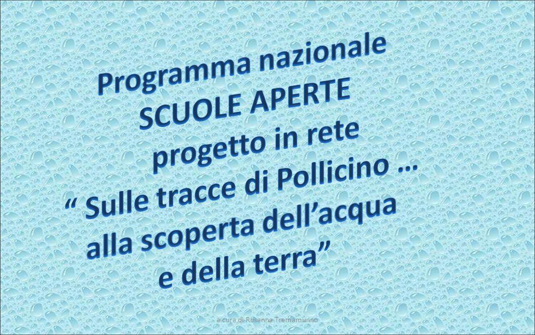 SCUOLE APERTE progetto in rete Sulle tracce di Pollicino …