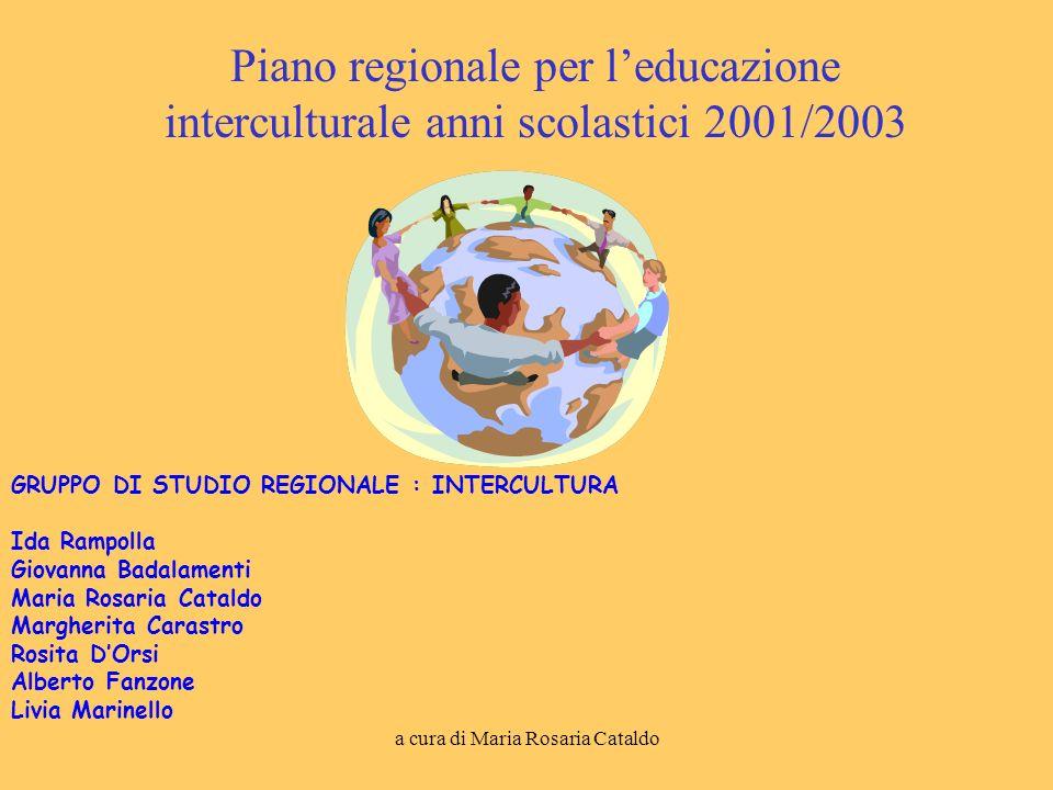 a cura di Maria Rosaria Cataldo