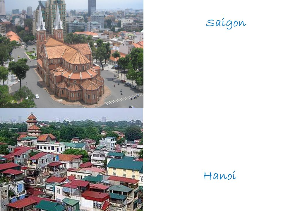 Saigon Hanoi