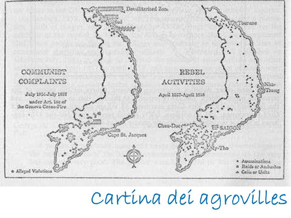 Cartina dei agrovilles