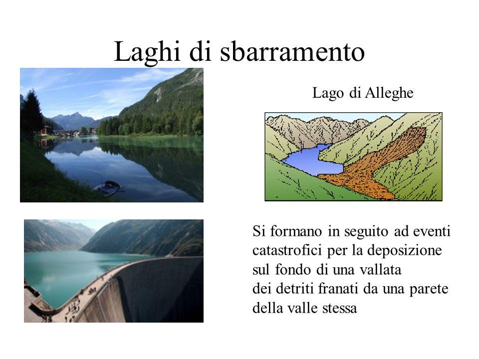 Laghi di sbarramento Lago di Alleghe