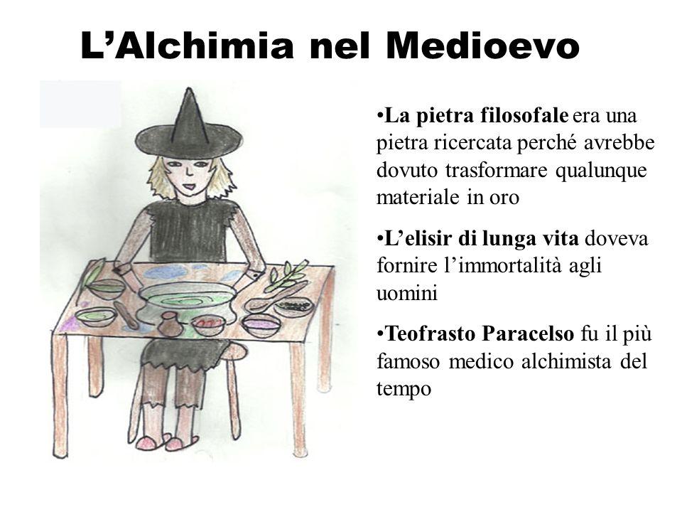 L'Alchimia nel Medioevo