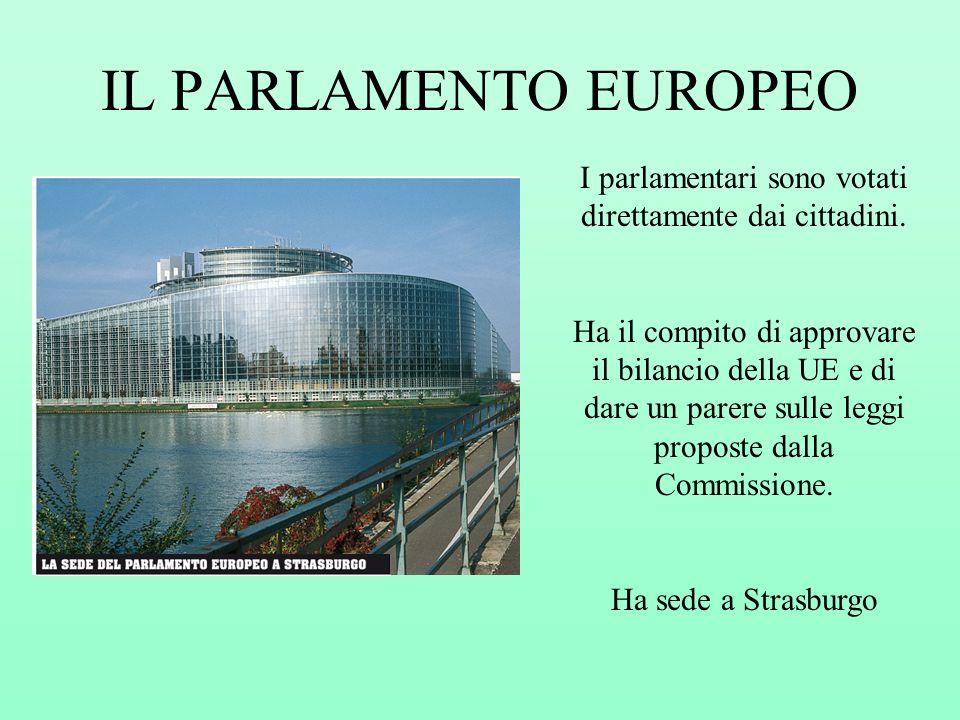 I parlamentari sono votati direttamente dai cittadini.