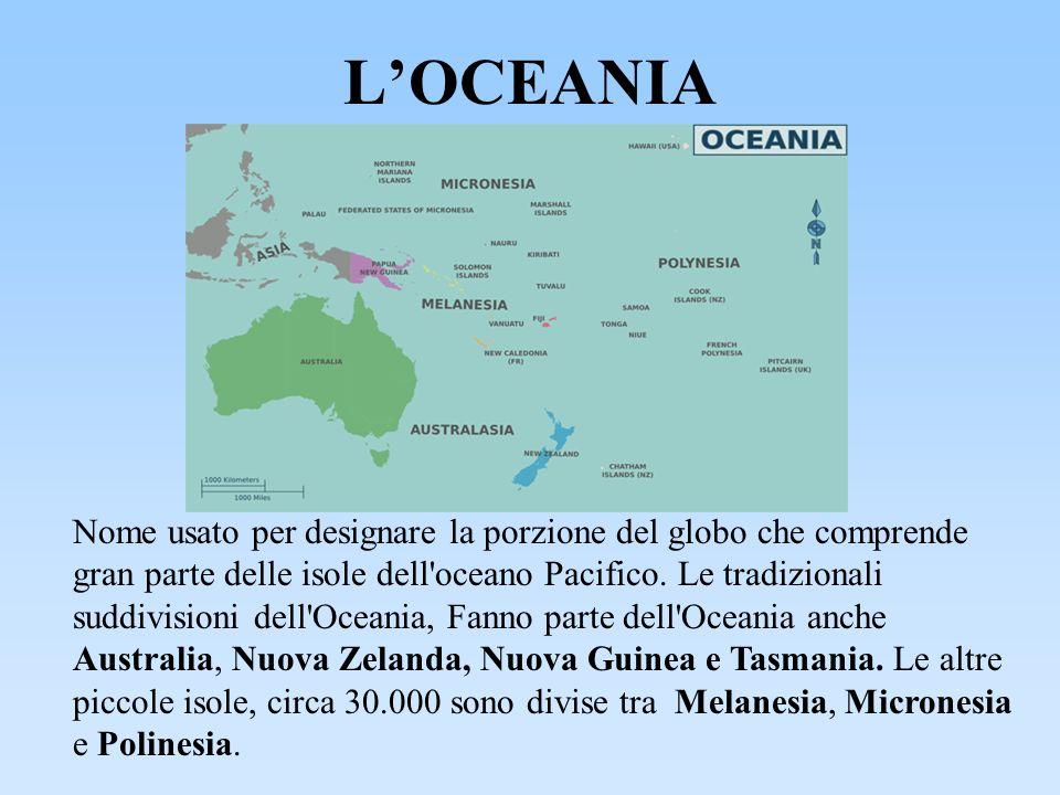 L'OCEANIA