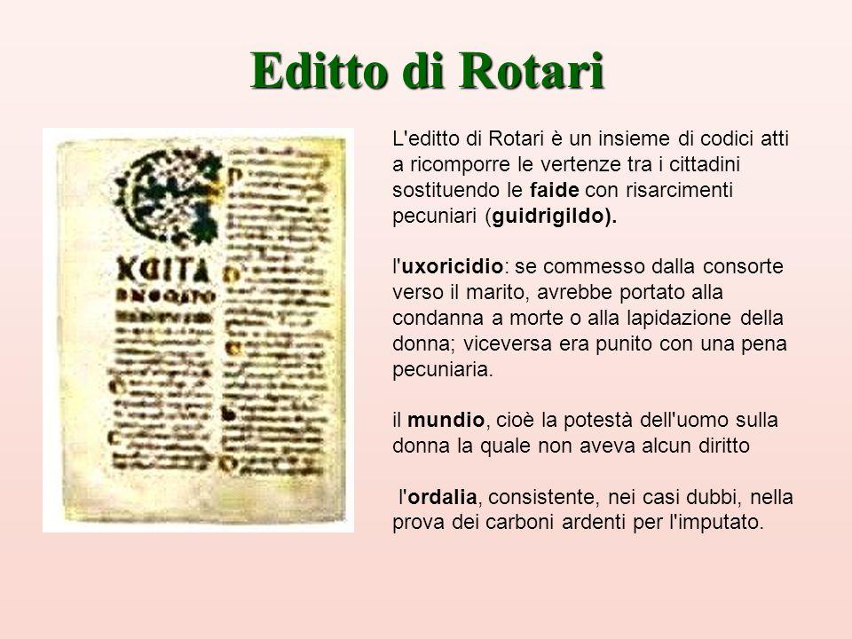 Editto di Rotari