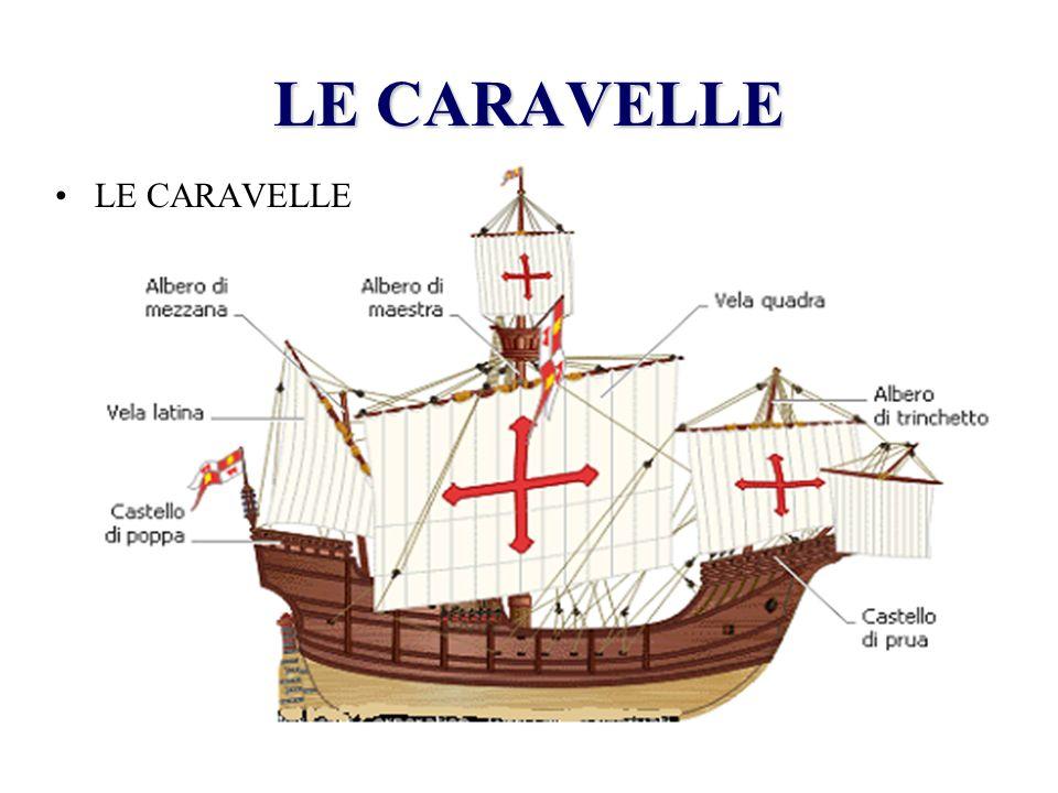 LE CARAVELLE LE CARAVELLE