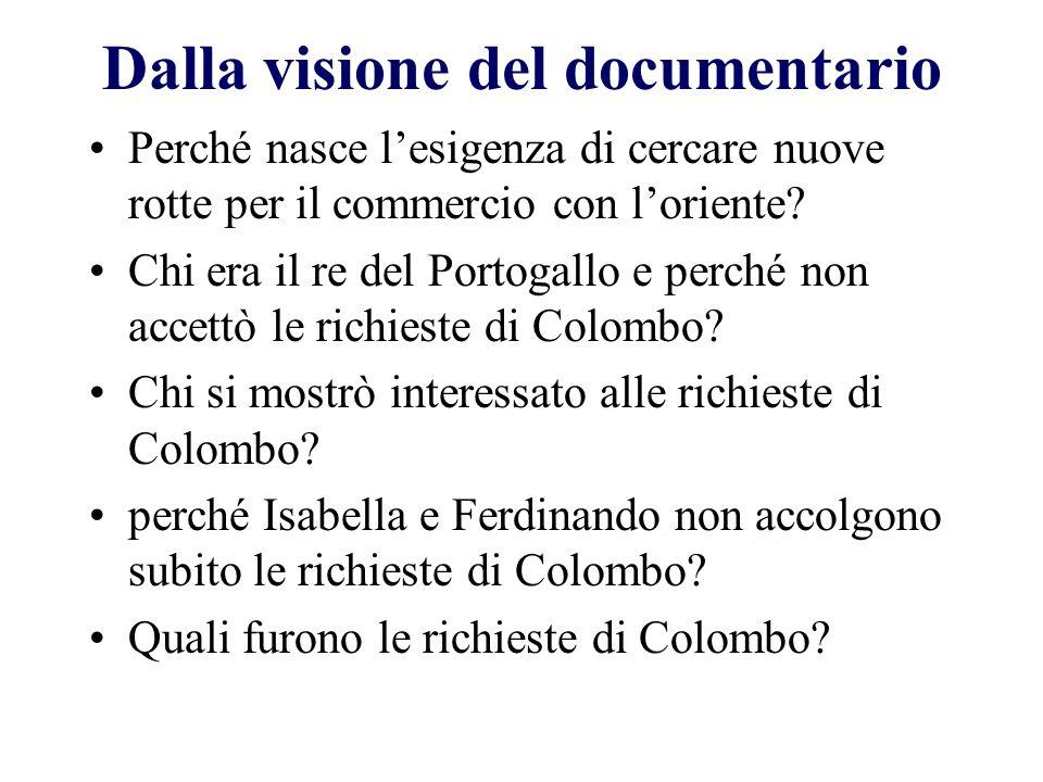 Dalla visione del documentario
