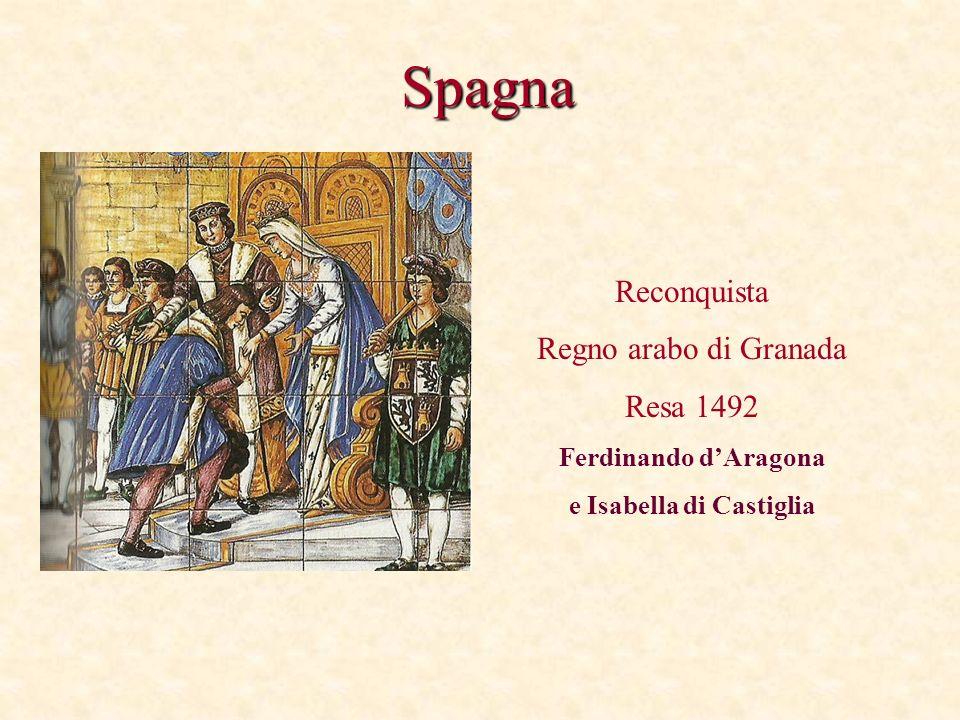 e Isabella di Castiglia