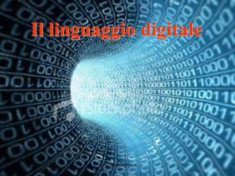 Il linguaggio digitale