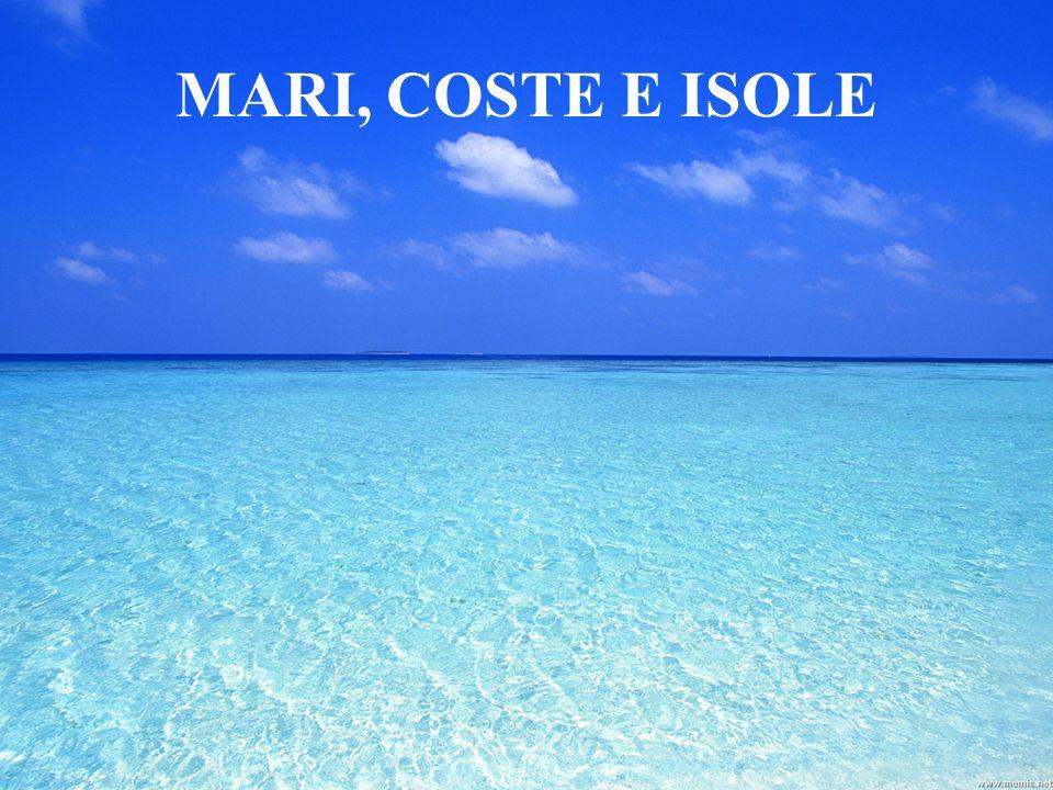 MARI, COSTE E ISOLE