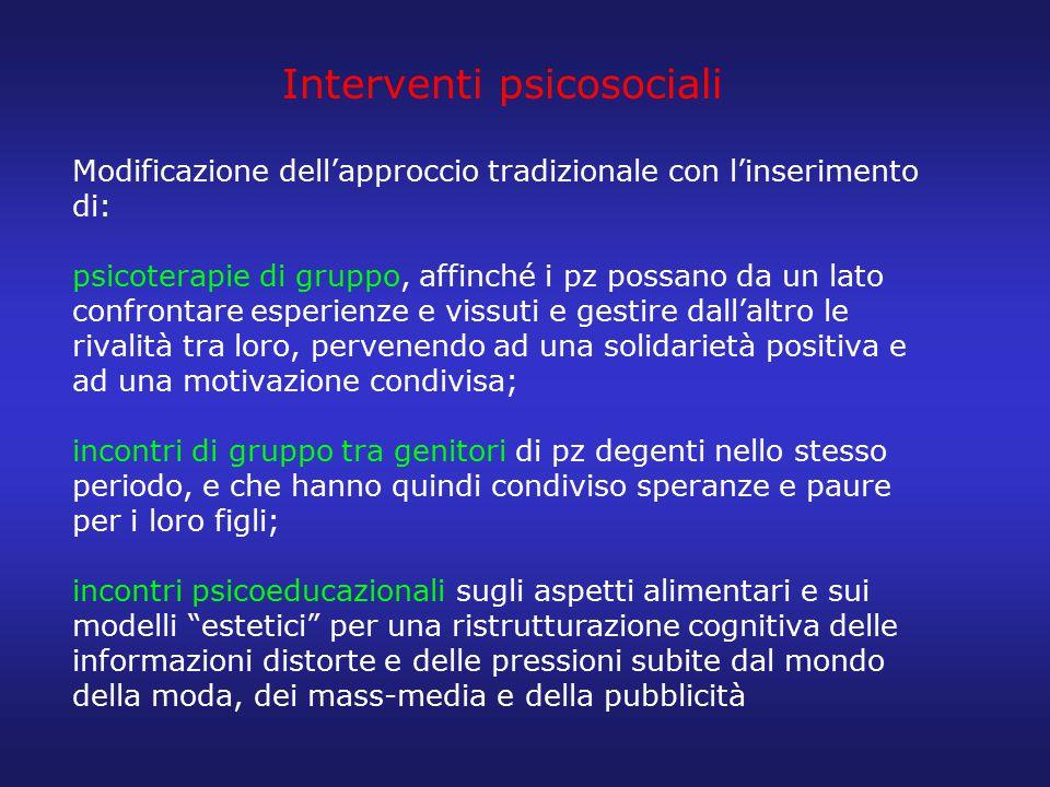 Interventi psicosociali