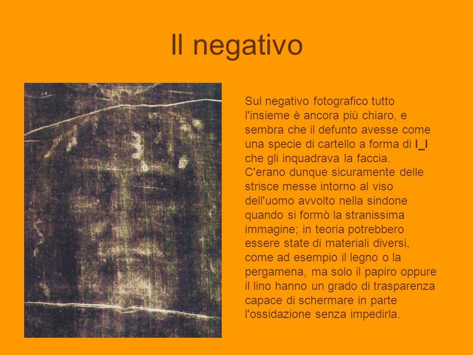 Il negativo
