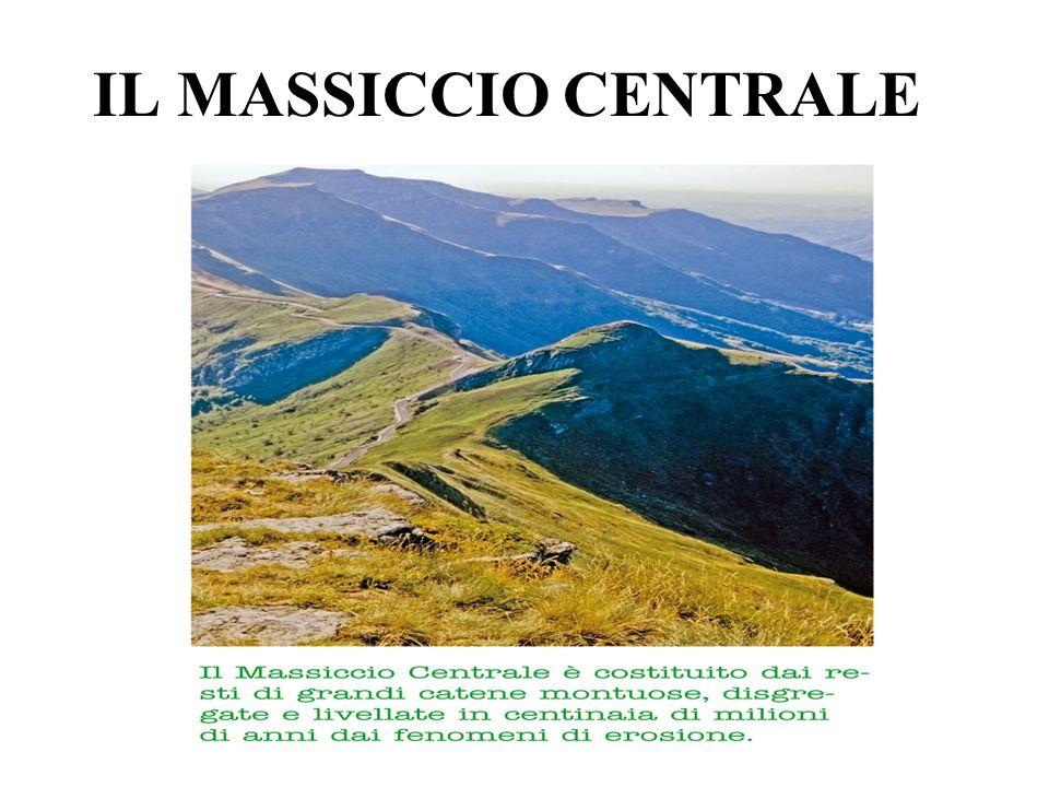 IL MASSICCIO CENTRALE