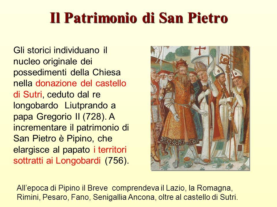 Il Patrimonio di San Pietro