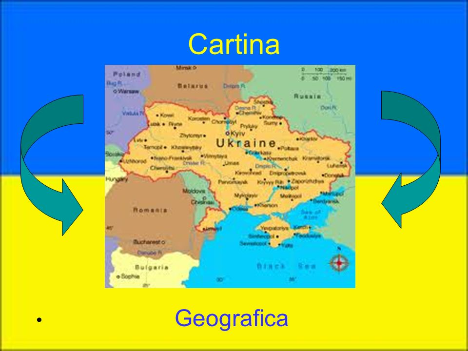 Cartina Geografica