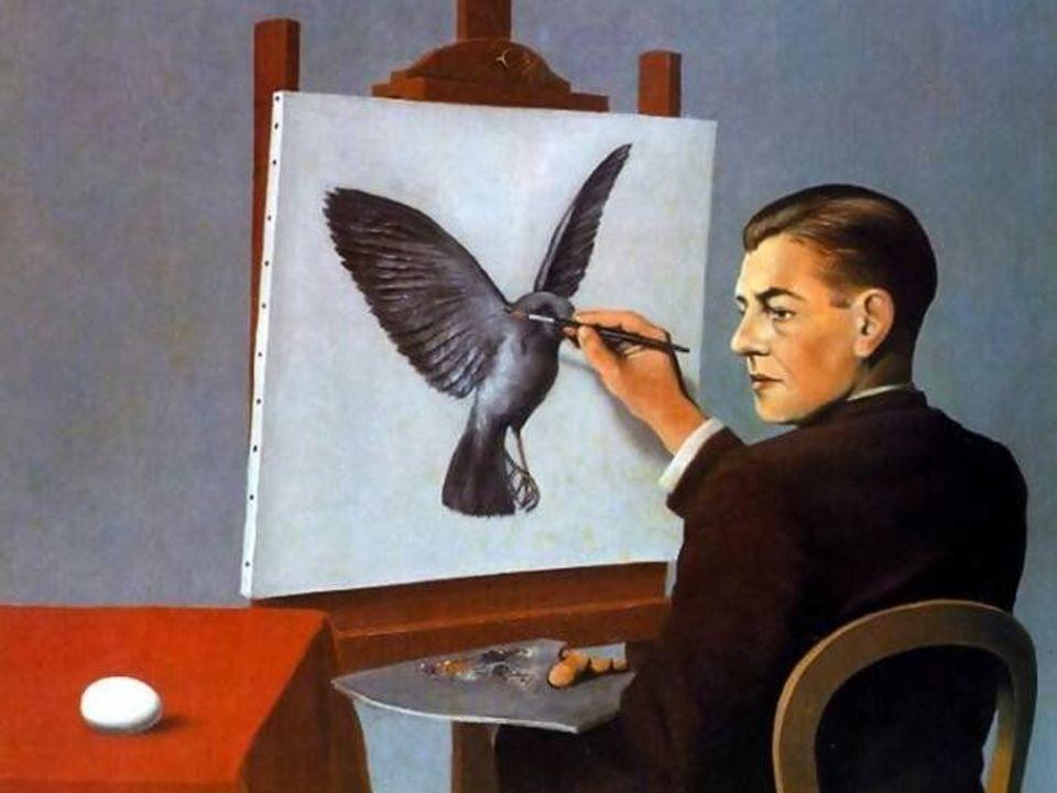 RENE MAGRITTE, La chiaroveggenza (1936)