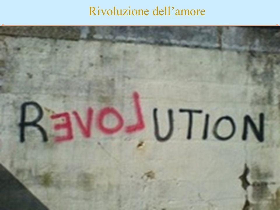 Rivoluzione dell'amore