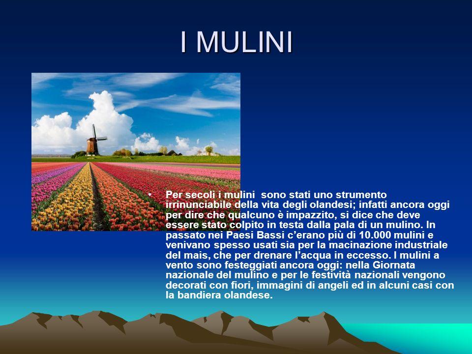 I MULINI