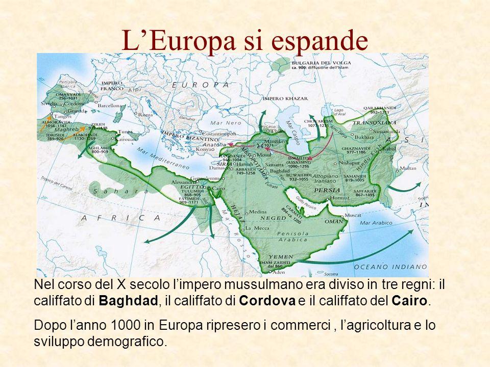 L'Europa si espande