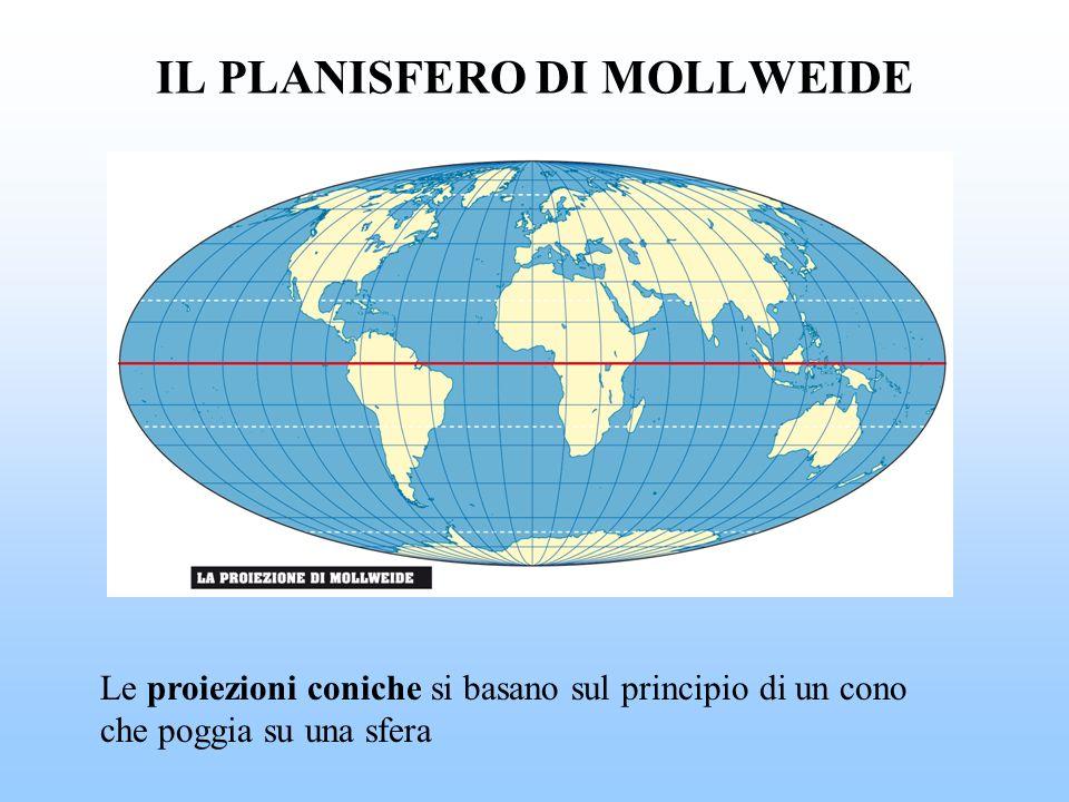 IL PLANISFERO DI MOLLWEIDE