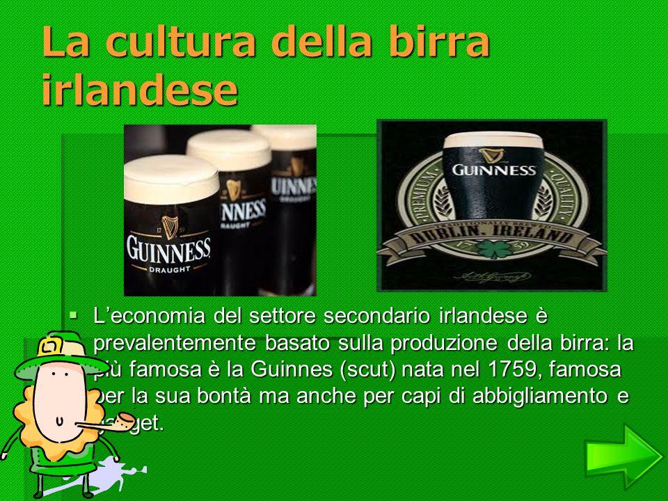 La cultura della birra irlandese