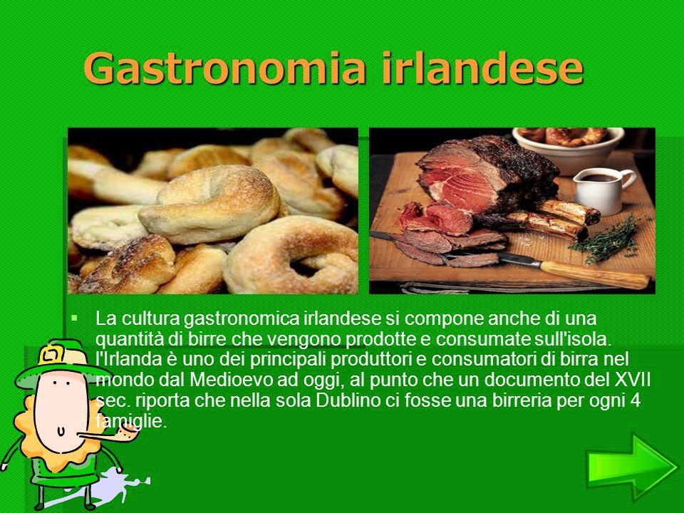 Gastronomia irlandese