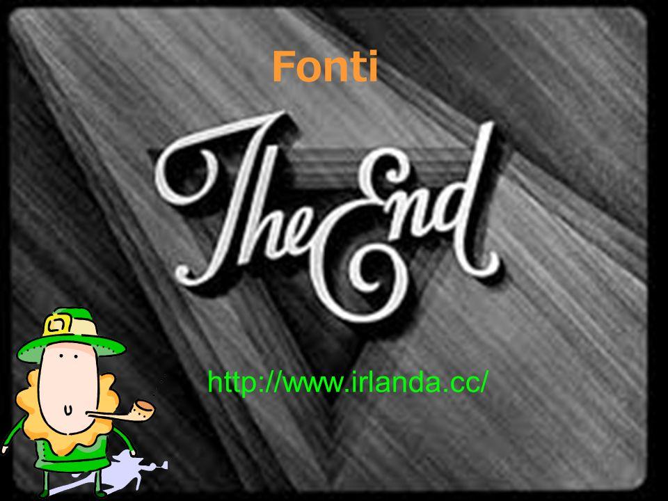 Fonti http://www.irlanda.cc/