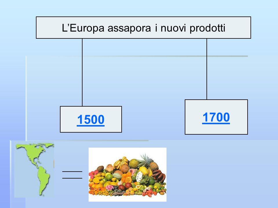 L'Europa assapora i nuovi prodotti