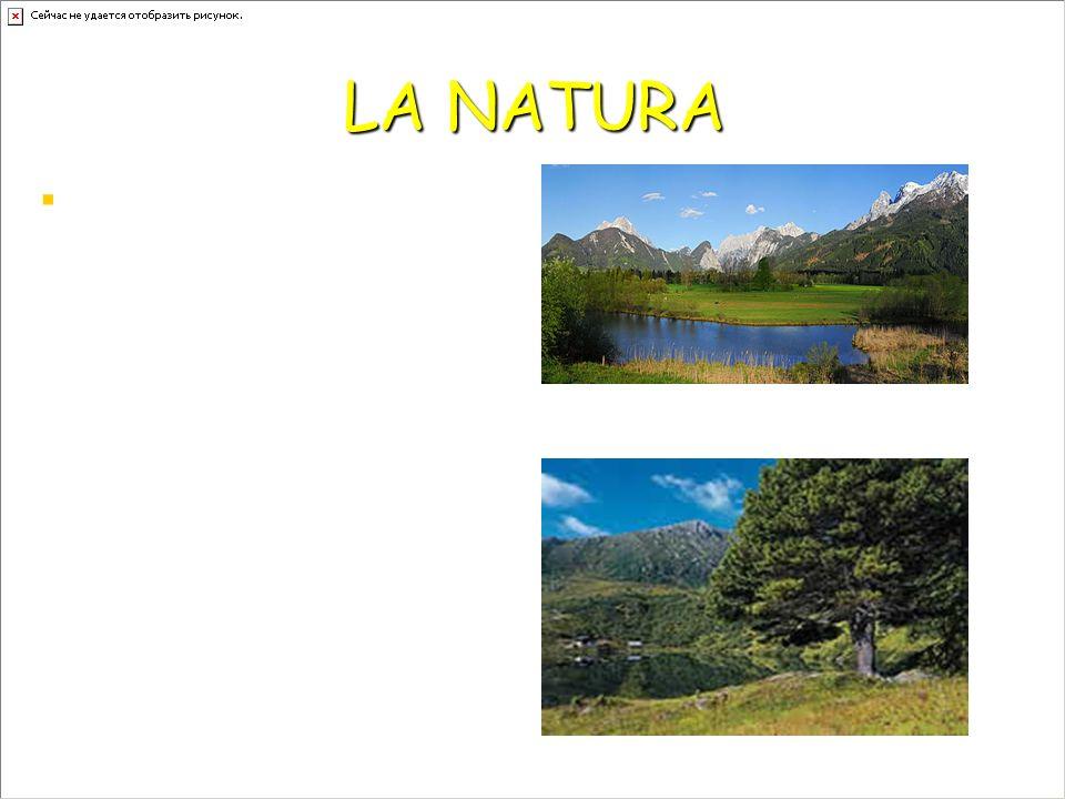 LA NATURA Il parco nazionale Gesause È il terzo più grande D'Austria
