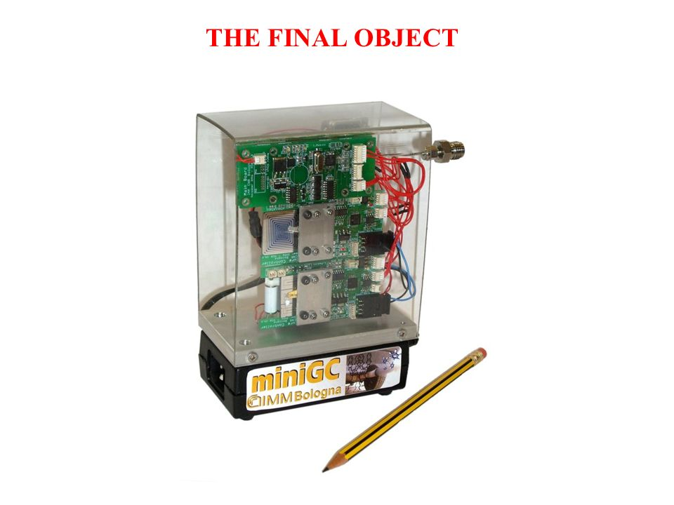 THE FINAL OBJECT