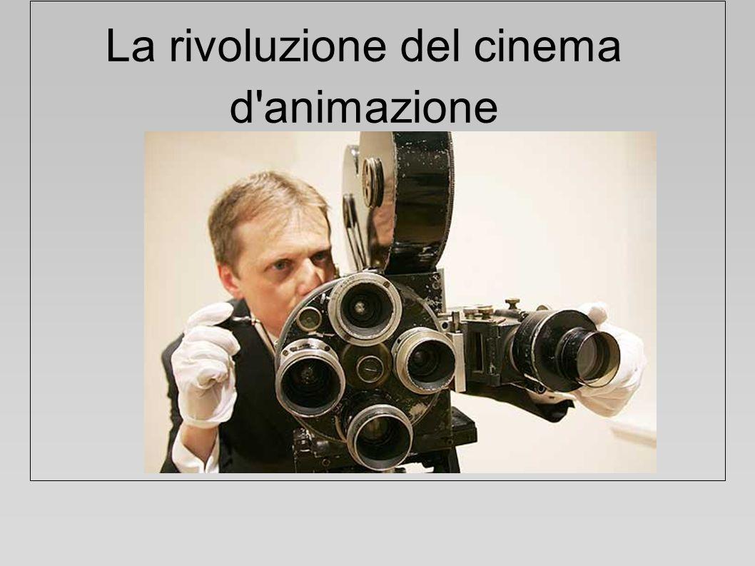 La rivoluzione del cinema d animazione