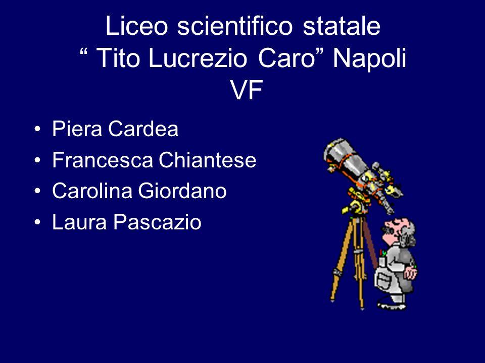 Liceo scientifico statale Tito Lucrezio Caro Napoli VF